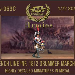 Franz. Linieninfanterie, Trommler